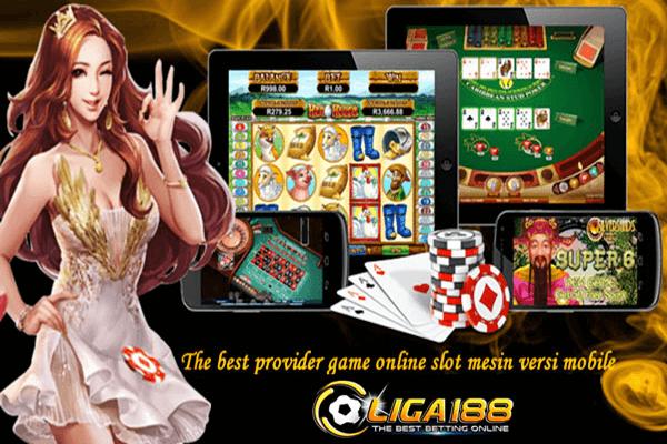 Situs Judi Online Casino Slot Terpercaya Indonesia