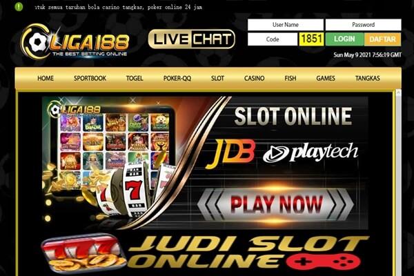 Situs Slot Judi Bola Online